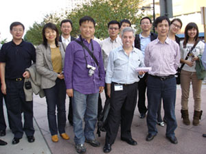 chinese apa delegation
