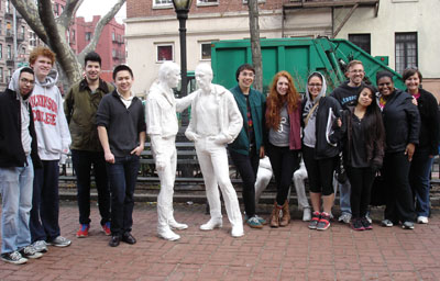 Dickinson 2014 LGBT History Tour