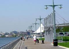 Christopher Street pier