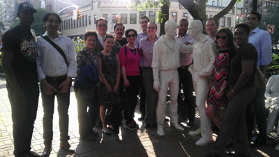 Royal Canadian Bank - 2014 LGBT History Tour